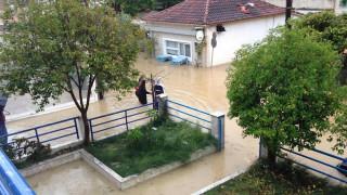 Κλειστά σχολεία στη Λευκάδα λόγω προβλημάτων που προκάλεσε η κακοκαιρία
