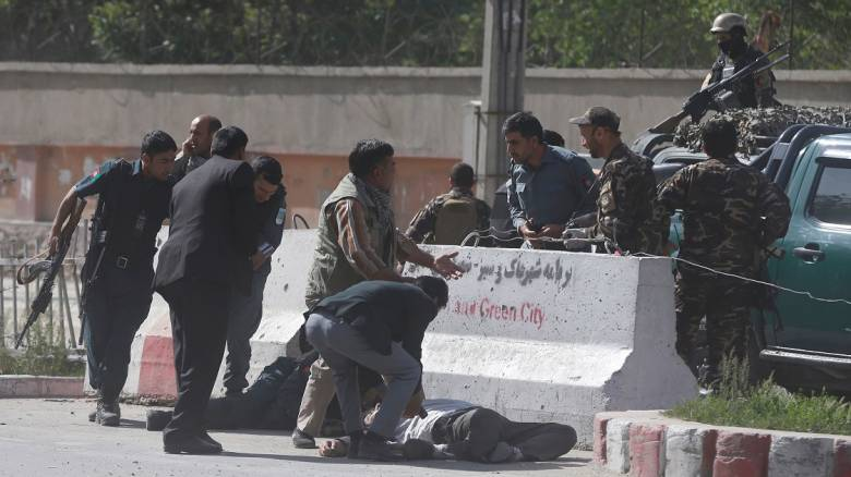 Καμπούλ: Απετράπη επίθεση αυτοκτονίας