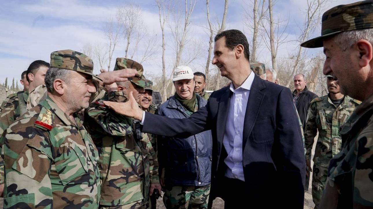 Ισραήλ: Θα εξουδετερώσουμε τον Άσαντ αν…