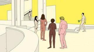 Γυμνή τέχνη: πως 161 γυμνιστές έγραψαν ιστορία στο Palais de Tokyo