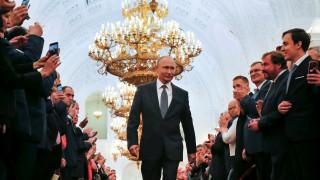 Βλαντιμίρ Πούτιν: Η νέα εξαετής θητεία του ξεκίνησε θεαματικά