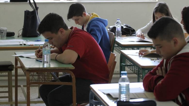 Πότε ξεκινούν οι ενδοσχολικές εξετάσεις σε Γυμνάσια και Λύκεια