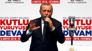 «Όχι» από τον Ερντογάν σε τηλεοπτικό ντιμπέιτ