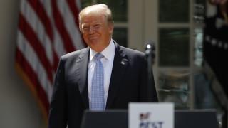 Τραμπ: Αύριο ανακοινώνω την απόφασή μου για την πυρηνική συμφωνία του Ιράν