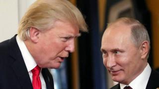 Ο Τραμπ συνεχάρη τον Πούτιν για την ορκωμοσία του