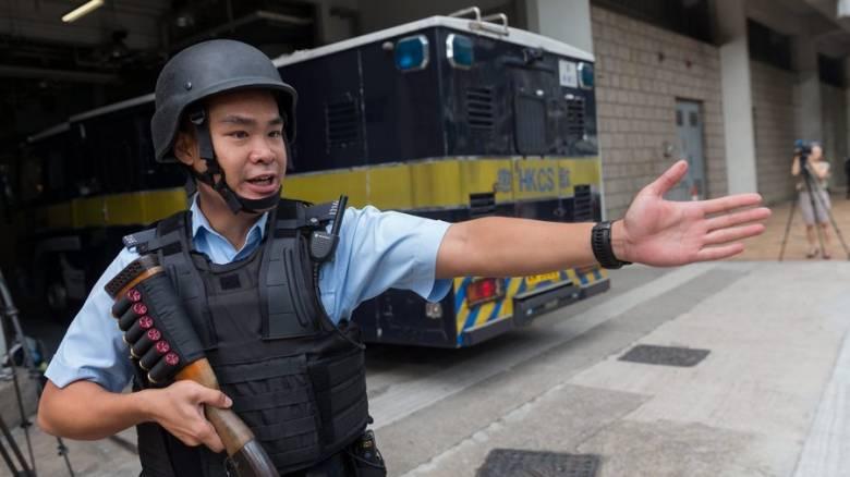 Κατάρρευση οροφής υπόγειου πάρκινγκ στην Κίνα με νεκρούς