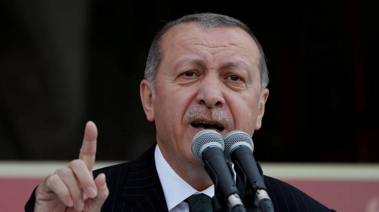 Ερντογάν: Το AKP χρειάζεται την πλειοψηφία για να προωθήσει τις συνταγματικές αλλαγές