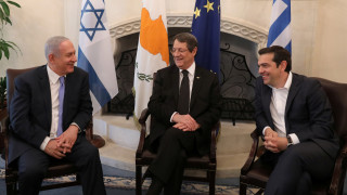 Τσίπρας: Παίρνει σάρκα και οστά η στρατηγική συνεργασία Ελλάδας-Κύπρου-Ισραήλ