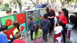 Mobile school: Ένα σχολείο σε «τέσσερις ρόδες»