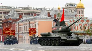 Η Ρωσία παρουσιάζει το νέο της ρομποτικό τανκ στην Κόκκινη Πλατεία