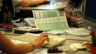 Φορολογικές δηλώσεις: Μόλις 4 στους 100 φορολογουμένους έχουν υποβάλει δήλωση
