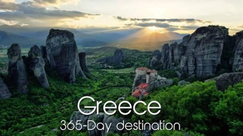 Greece – A 365 Day Destination: Νέα βραβεία για το βίντεο του ΕΟΤ