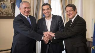 Τσίπρας: Θέλουμε η Μεσόγειος να είναι θάλασσα ειρήνης, σταθερότητας και συνεργασίας