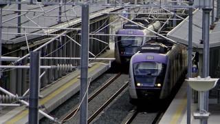 Τετράωρη στάση εργασίας σε προαστιακό και τρένα της ΤΡΑΙΝΟΣΕ την Πέμπτη