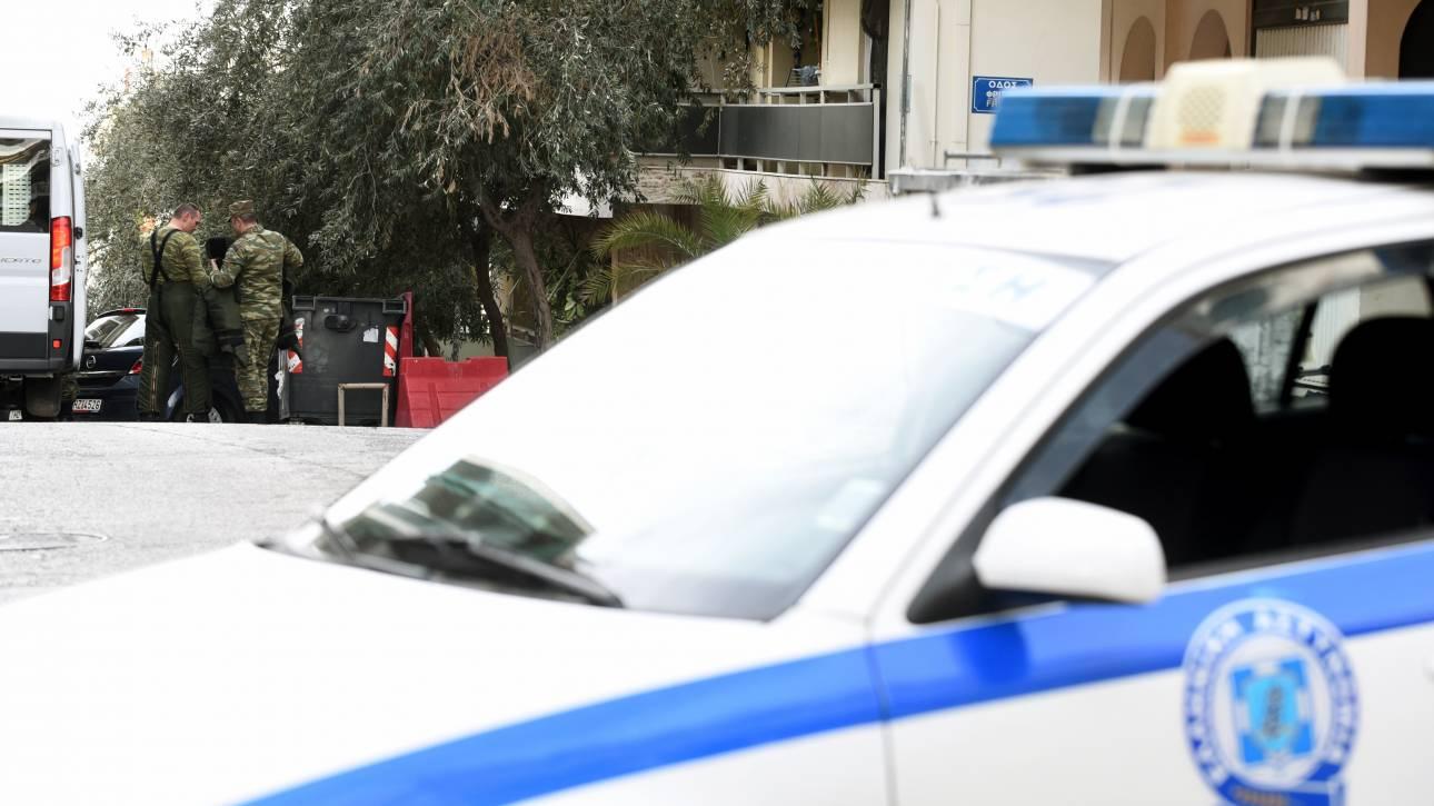 Προς εξουδετέρωση οι χειροβομβίδες που βρέθηκαν σε διαμέρισμα στη Θεσσαλονίκη