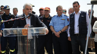 Τόσκας: Έτοιμος για το καλοκαίρι ο κρατικός μηχανισμός δασοπυρόσβεσης