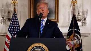 Live: Οι ανακοινώσεις του Ντόναλντ Τραμπ για τα πυρηνικά του Ιράν