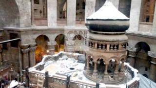 Ψηφιακή έκθεση για τον Πανάγιο Τάφο στο Βυζαντινό Μουσείο