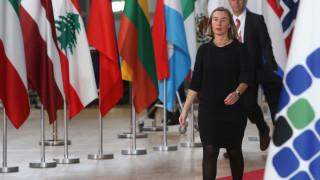 Μογκερίνι: Η Ε.Ε. θα τηρήσει τη συμφωνία για το πυρηνικό πρόγραμμα του Ιράν