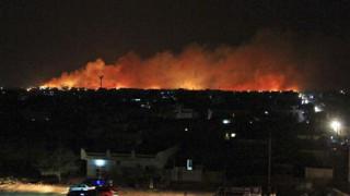 Συρία: Ισραηλινοί πύραυλοι έπληξαν αποθήκες όπλων κοντά στη Δαμασκό - Τουλάχιστον εννέα νεκροί