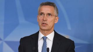 Στόλτενμπεργκ: Εάν επιλυθεί το ζήτημα του ονόματος, το ΝΑΤΟ θα καλέσει την πΓΔΜ να γίνει μέλος