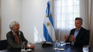 Εφιάλτες «ξυπνά» η προσφυγή της Αργεντινής στο ΔΝΤ