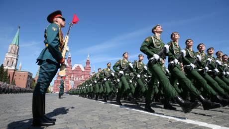 Μεγαλειώδης παρέλαση για την 73η επέτειο της «Ημέρας Νίκης» στη Μόσχα