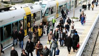 Αναστολή της αυριανής στάσεως εργασίας σε τρένα της ΤΡΑΙΝΟΣΕ και προαστιακό