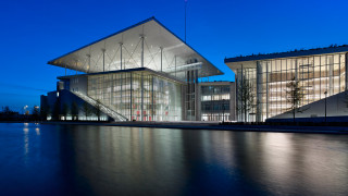 Παγκόσμια διάκριση: το κτίριο του ΚΠΙΣΝ νικητής στα Όσκαρ της αρχιτεκτονικής