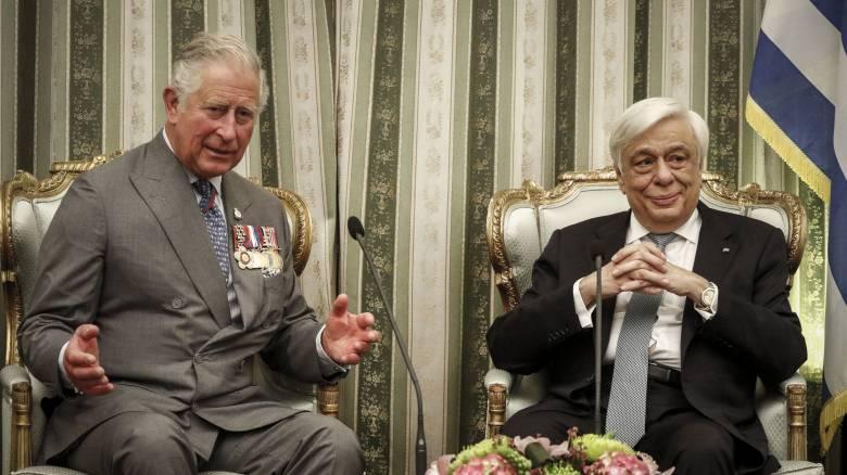 Αποκλειστικό: Ζήτημα επιστροφής των Γλυπτών του Παρθενώνα θα θέσει ο Παυλόπουλος στον Κάρολο