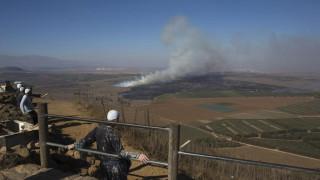 Ιρανικές δυνάμεις εκτόξευσαν πυραύλους κατά του Ισραήλ