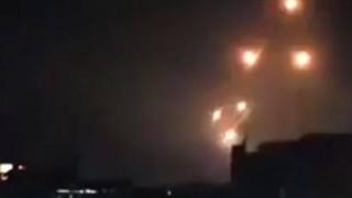 Συρία: Ισχυρές εκρήξεις στη Δαμασκό - Το Ισραήλ εξαπολύει επίθεση για δεύτερη φορά μέσα στη νύχτα