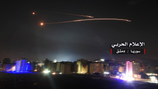 Ισραήλ: Eπλήγησαν «δεκάδες» στόχοι στη Συρία