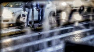 Φωτιά σε λεωφορείο του ΟΑΣΑ στη Νίκαια – Σώοι όλοι οι επιβάτες