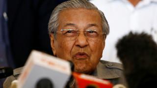 Ο νέος πρωθυπουργός της Μαλαισίας είναι ο γηραιότερος ηγέτης στον κόσμο