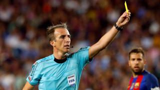 ΑΕΚ - ΠΑΟΚ: Ο Ισπανός Μπορμπαλάν διαιτητής του τελικού Κυπέλλου Ελλάδας!