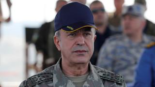 Αρχηγός τουρκικών Ενόπλων Δυνάμεων: Δεν θα επιτρέψουμε τετελεσμένα στο Αιγαίο