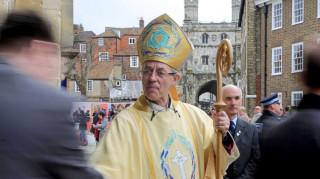 Χάρι-Μαρκλ: γιατί ο αρχιεπίσκοπος του Καντέρμπερι ακούει ραπ πριν τον βασιλικό γάμο
