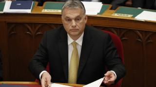 Όρμπαν: Η ΕΕ να εγκαταλείψει τους «ψευδαισθητικούς εφιάλτες» των Ηνωμένων Πολιτειών της Ευρώπης