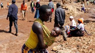 Κένυα: Ολόκληρο χωριό «πνίγηκε» στη λάσπη μετά από υπερχείλιση φράγματος