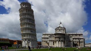 Γιατί δεν πέφτει ο πύργος της Πίζας;