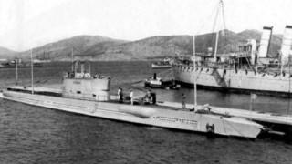 Εντοπίστηκε το ναυάγιο του ιστορικού υποβρυχίου «Κατσώνης»
