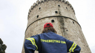 Κλειστός σήμερα ο Λευκός Πύργος λόγω ζημιών από την κακοκαιρία