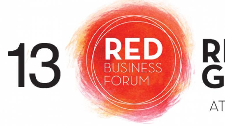 Τη Δευτέρα 14 Μαΐου ξεκινά το 13ο RED Business Forum