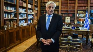 Συνάντηση Παυλόπουλου με τον Ιταλό και τον Πορτογάλο ομόλογό του στην Αθήνα