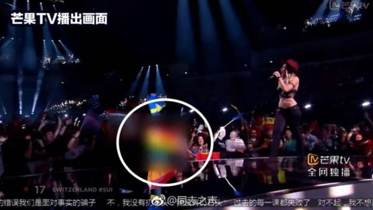 Eurovision: σε ανοιχτό πόλεμο με την Κίνα για Ιρλανδία & Αλβανία πριν τον τελικό