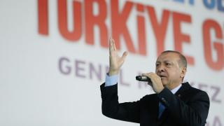 Ερντογάν: Οι οίκοι αξιολόγησης αναβάθμισαν την «τελειωμένη» Ελλάδα