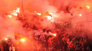 Επεισόδια με οπαδούς στο κέντρο της Αθήνας