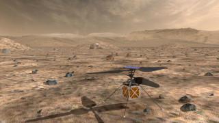 H NASA στέλνει το πρώτο ελικόπτερο στον Άρη!