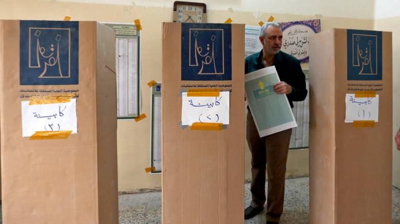 Στις κάλπες οι Ιρακινοί χωρίς μεγάλες προσδοκίες